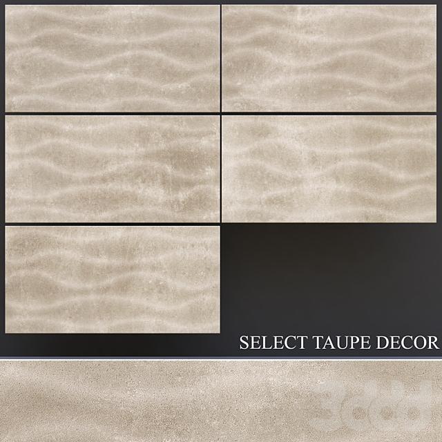 Peronda Select Taupe Decor 200x400