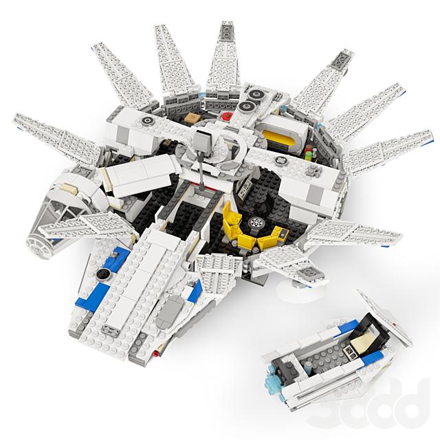 LEGO Millennium Falcon №75212
