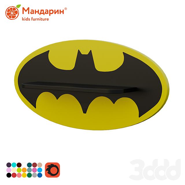 полка лего-бэтмен большая