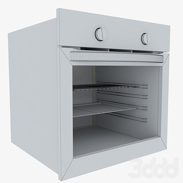 Встраиваемый духовой шкаф LG LB646K329T1