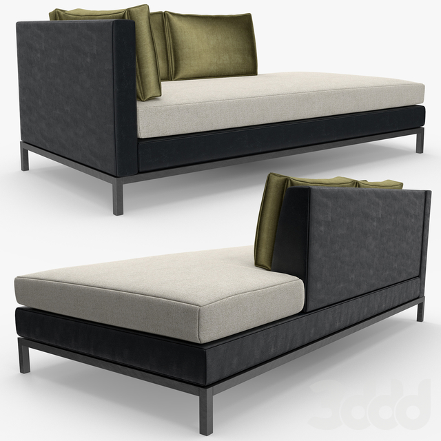 Christian Liaigre - Nobile daybed