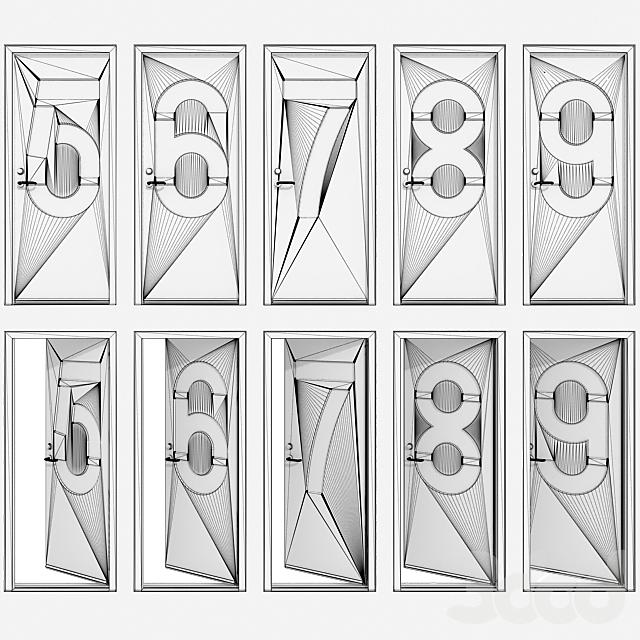 Дверь с цифрами (Часть II)