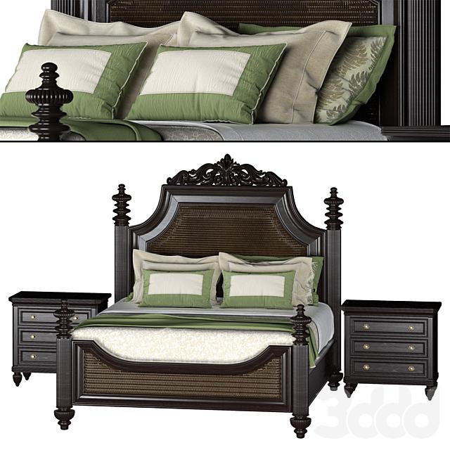 LEXINGTON HOME BRANDS  HARBOUR POINT BED
