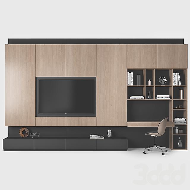 Мебельная композиция 53