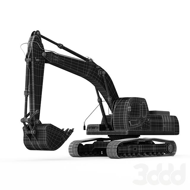Volvo EC290 Excavator