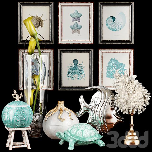 Decorative set 46