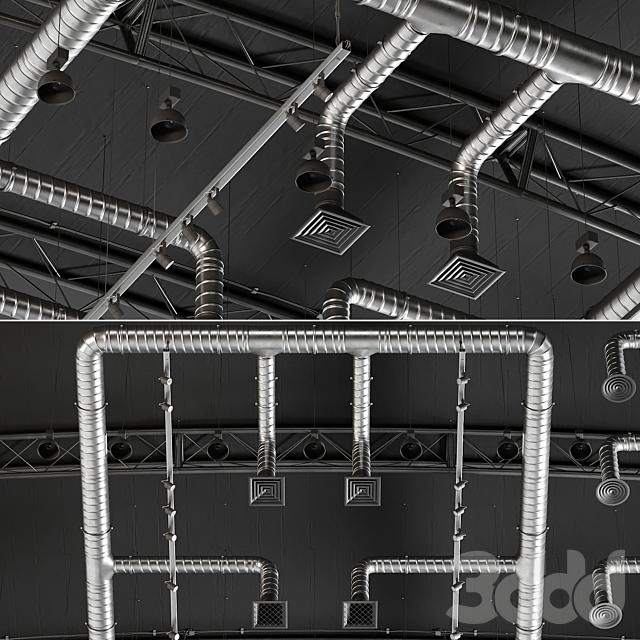 Ceiling Ventilation 2