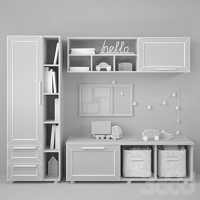 Детская мебель на заказ 21