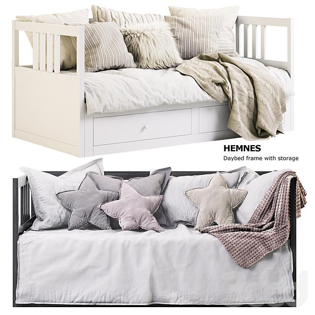 HEMNES Daybed IKEA / ХЕМНЭС ИКЕА
