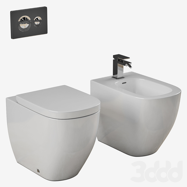 Laufen_ PALOMBA_bidet_toilet_Part 2