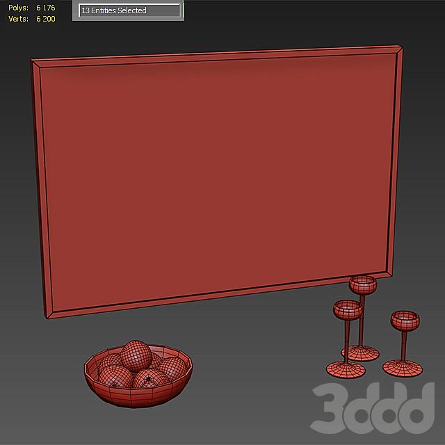 IKEA Decorative Set
