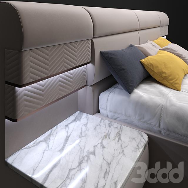 Кровать DREAM LAND Блэквуд