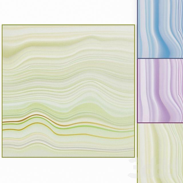 Marble colors set