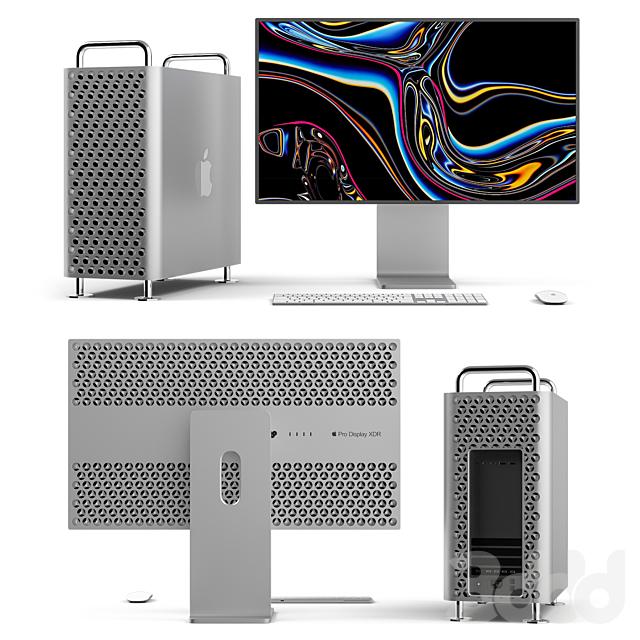 Mac Pro 2019 & Pro Display XDR