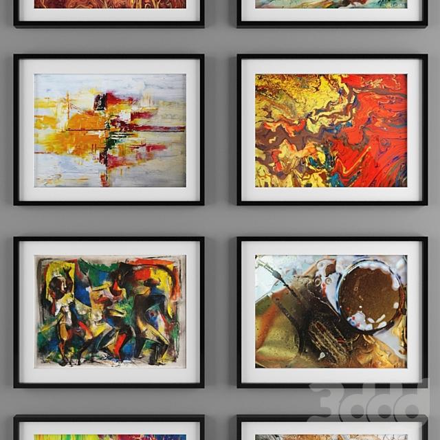 Frame artwork