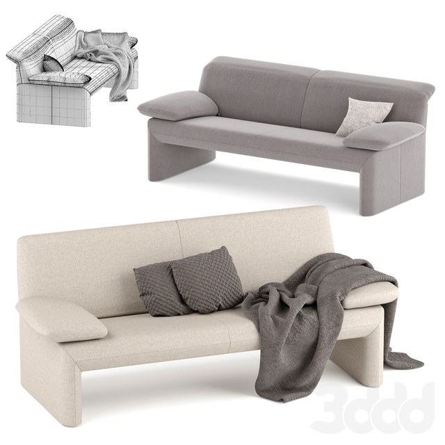 sofa Linea by Jori