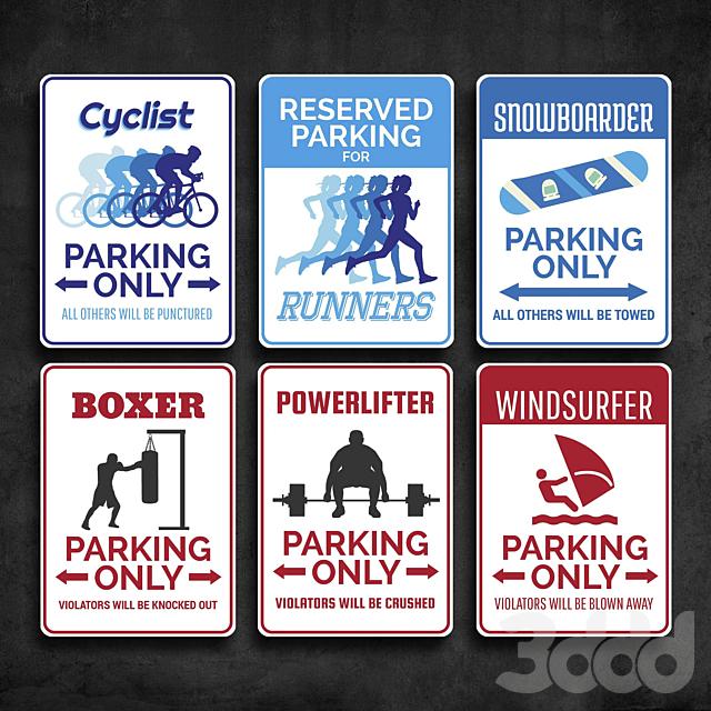Metal Signs 40