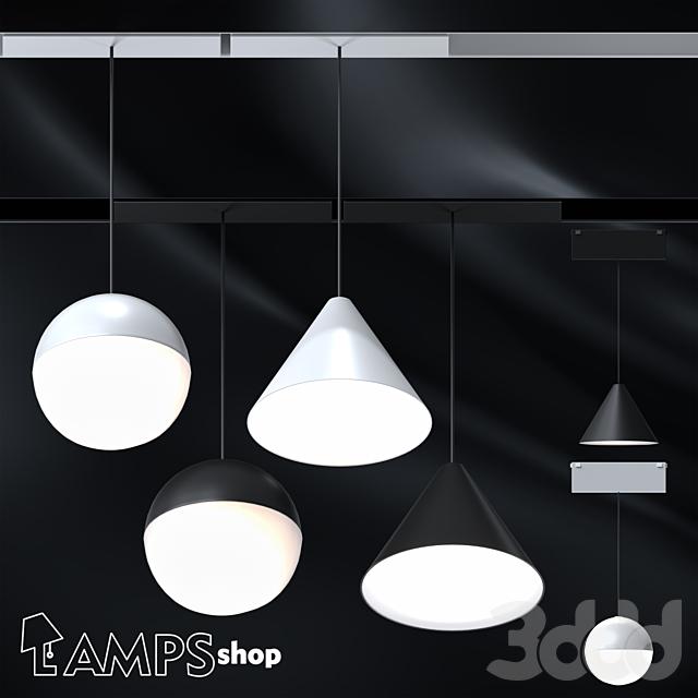 Droplight Series Chandelier Magnetic