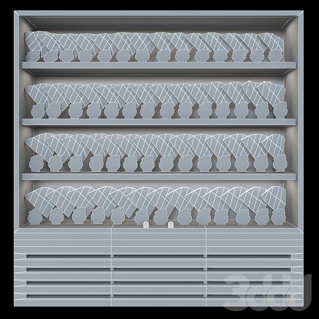 Dessert Shelves