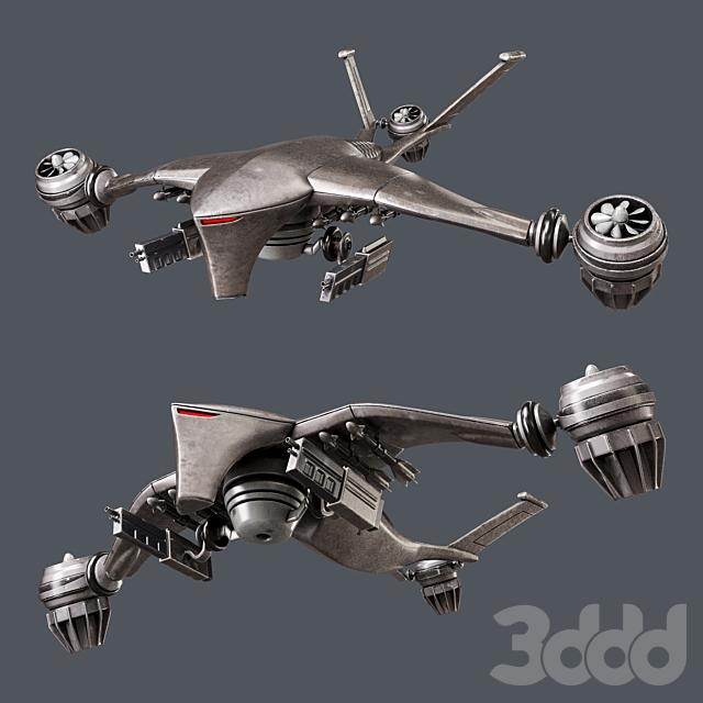 Hunter Killer-Drone