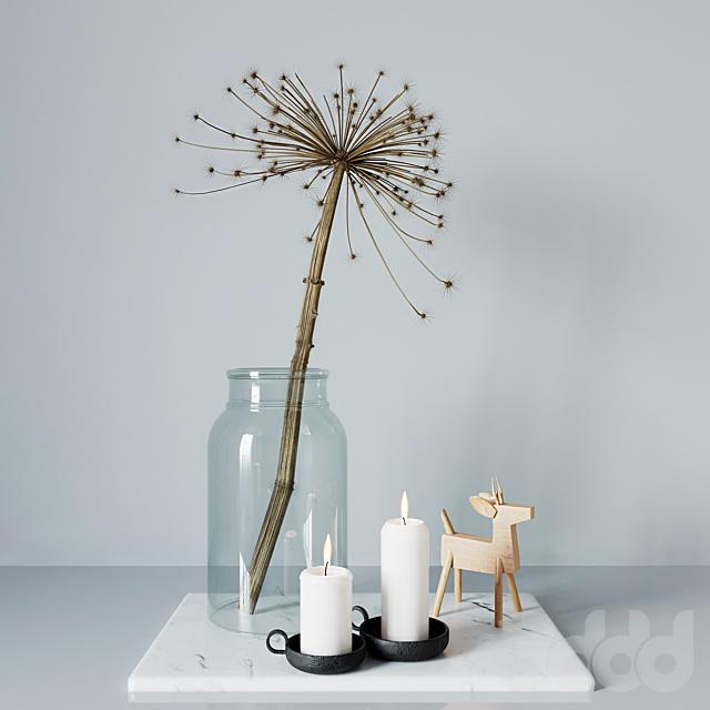 Decorative set 002   Декоративная композиция 002