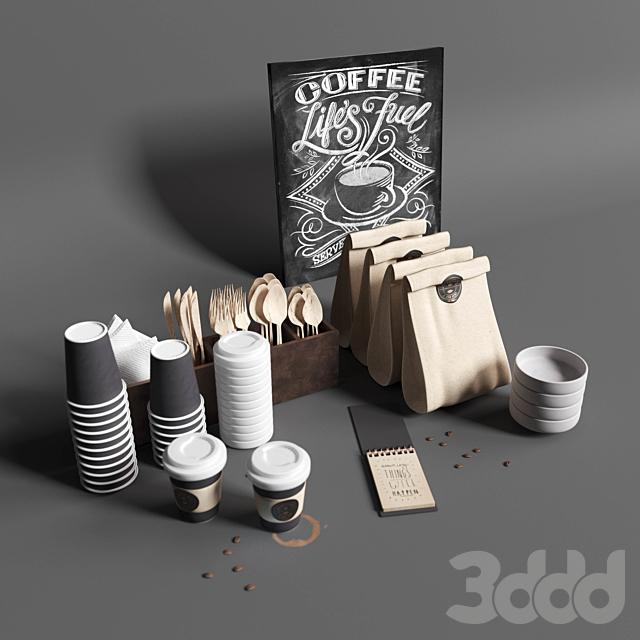 Набор для кофейни