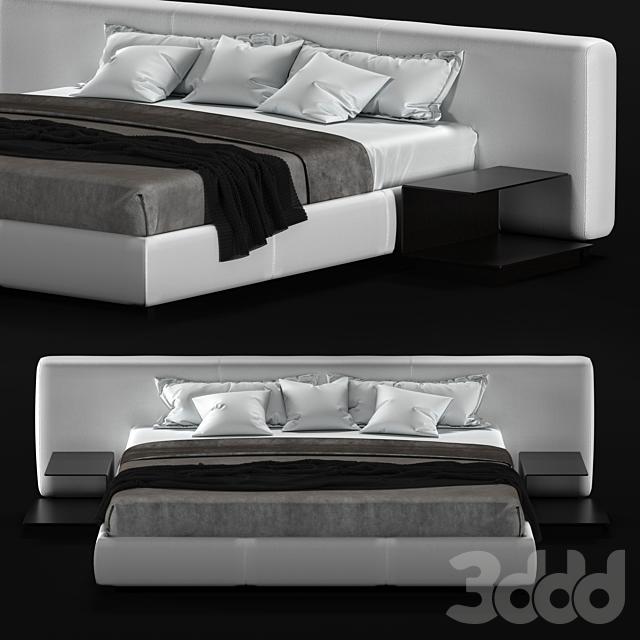 Кровать Yuuto Walter Knoll