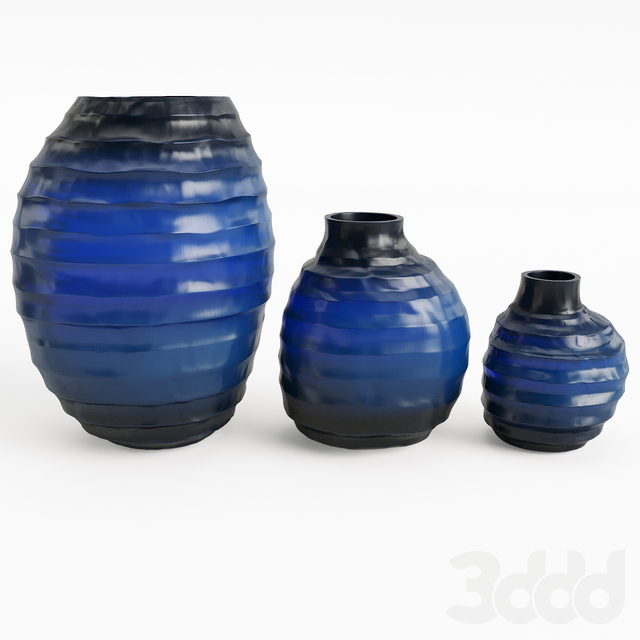 GUAXS Belly set Blue