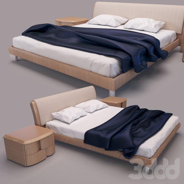 Bed Maple