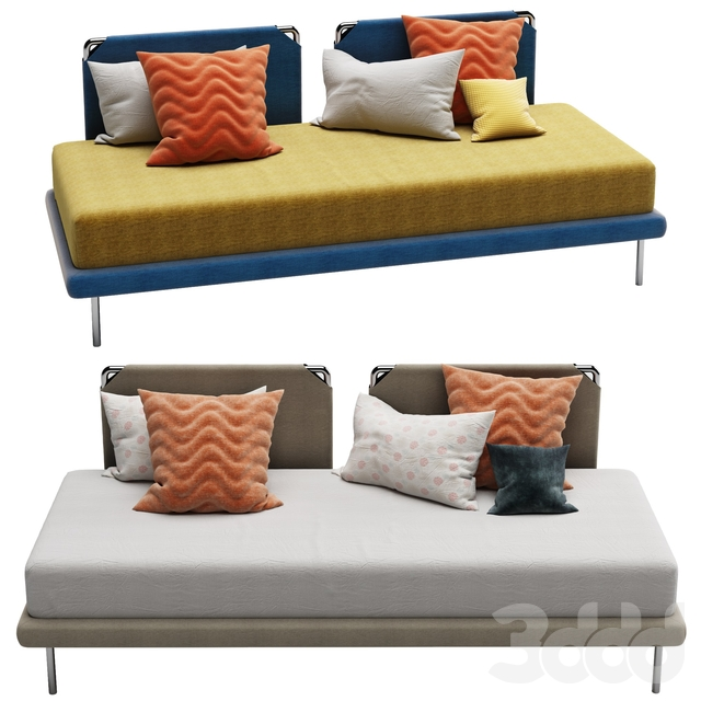 Детская кровать CAMALEO / Twils