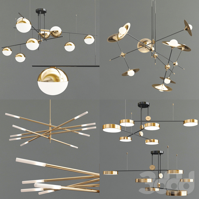 Four Exclusive Chandelier Collection_18