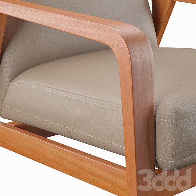 Barcelona Design Armchair Marten A1069