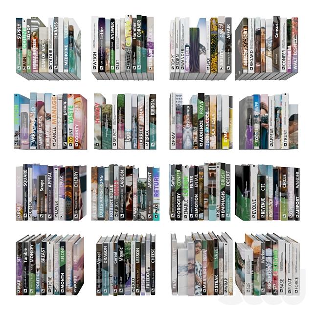 Книги (150 штук) 1-81