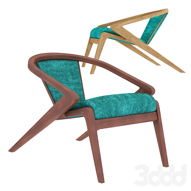 Portuguese Roots Lounge Chair