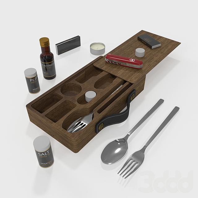Набор для пикника Wohngeist на конкурс