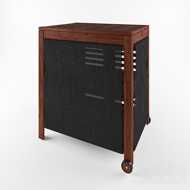 IKEA  Applaro  KLASEN, outdoor cabinet