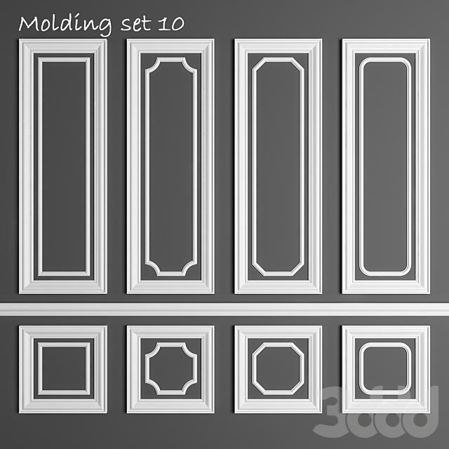 Molding 10