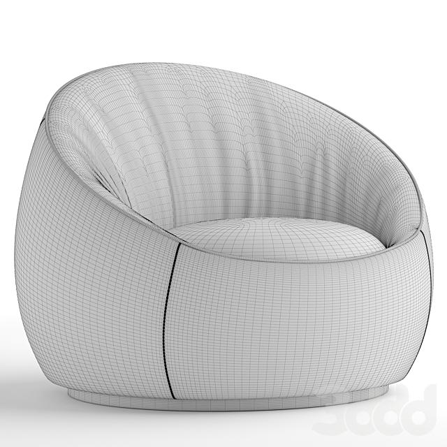 Moooi Hana armchair