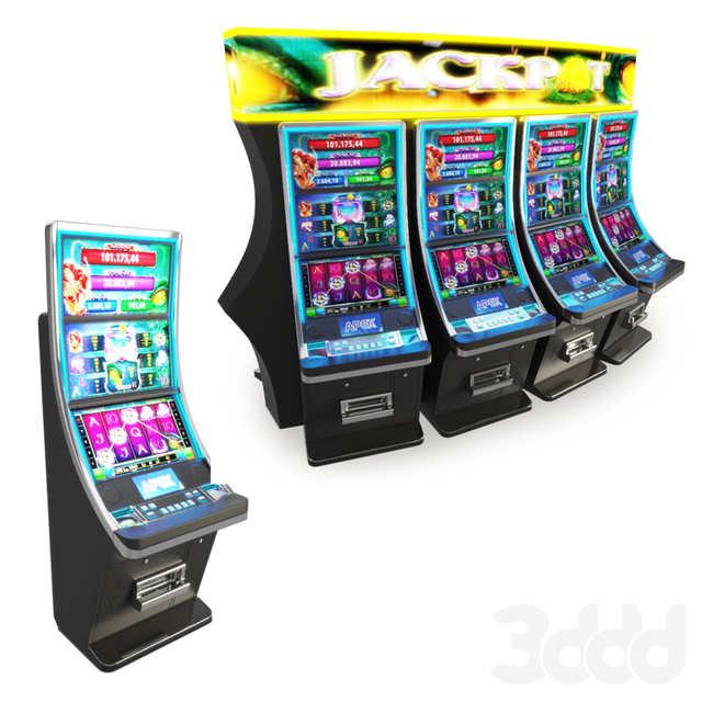 Slot Machine Apex PPSL