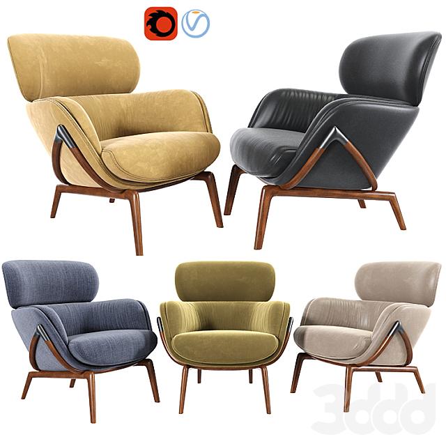 Elysia Lounge Chair 03