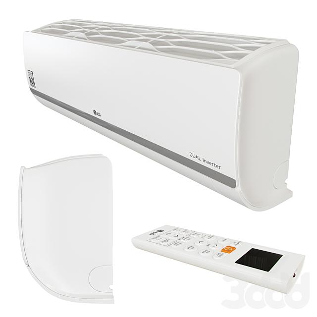 LG - P12SP DUAL Inverter