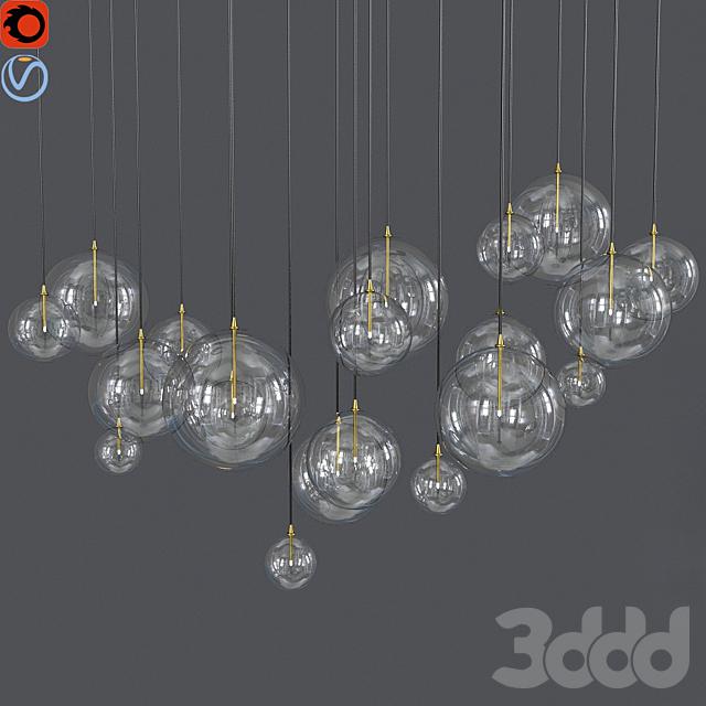 Bolle Lighting Set 02