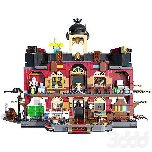LEGO Newbury Haunted High School