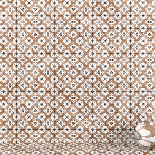 Wall tiles 220 Classic Cotto Set 1