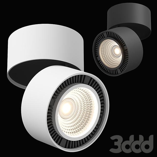 21381x Forte Muro Lightstar Светильник накладной заливающего света
