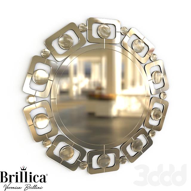 Зеркало Brillica BL911/911-C02