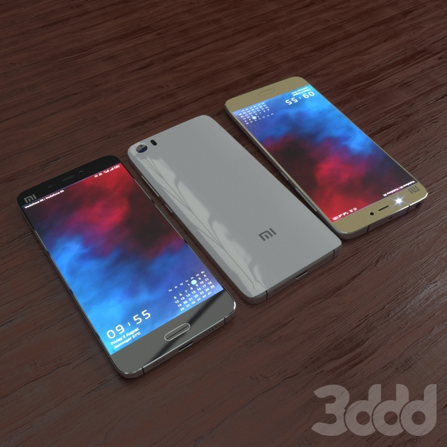Xiaomi Mi5 Remodeled