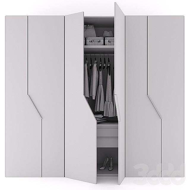 Wardrobe Diagonal
