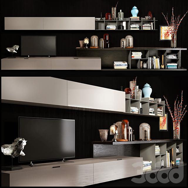 Alf TV Wall set1
