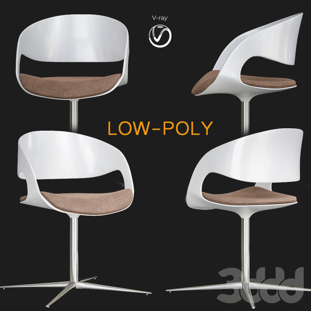 Lox Walter Knoll (low poly)